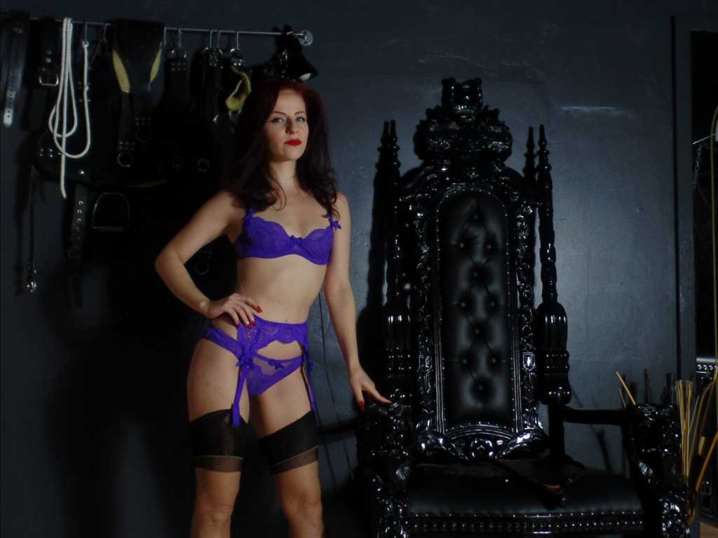 Image of Professiona Dominatrix Manchester Mistress Lola Ruin