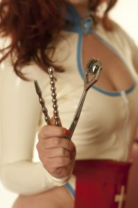 Image of Professional Dominatrix Manchester Mistress Lola Ruin Nurse